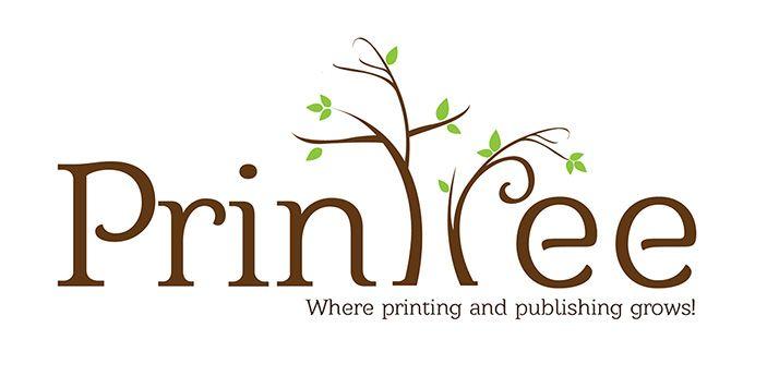 #logo- Printree #digitallyinspired #design #creative