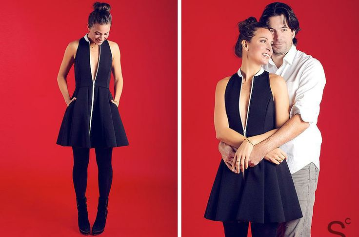 My Girl: 4 Guys Dress Their Gals in The Perfect Date Night Outfit | StyleCaster