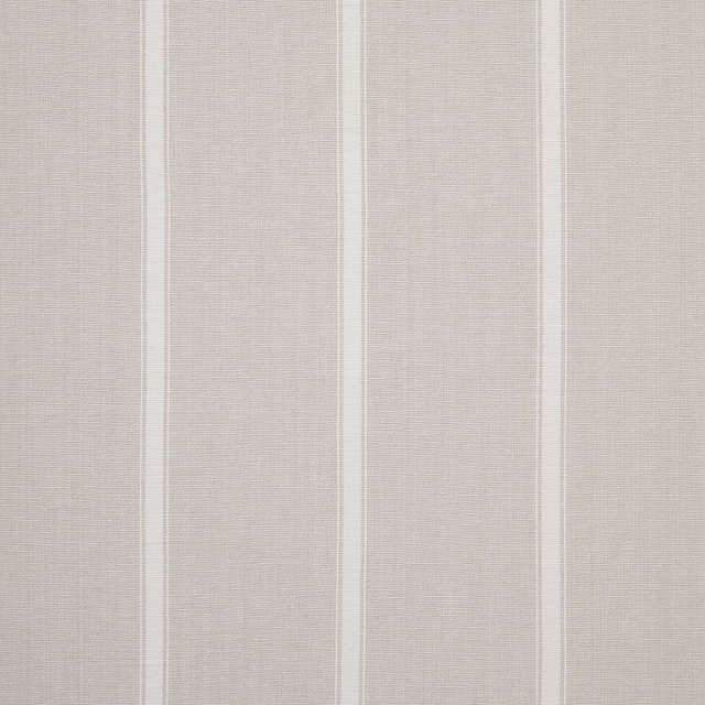 BuyJohn Lewis Padstow Stripe Lined Pencil Pleat Curtains, Greige, W167 x Drop 182cm Online at johnlewis.com