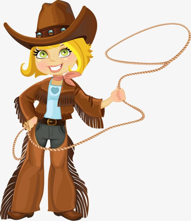 Cowboy Character Character Cowboy Cartoon Png Transparent Clipart Image And Psd File For Free Download Cowgirl Cartoon Cowgirl Art