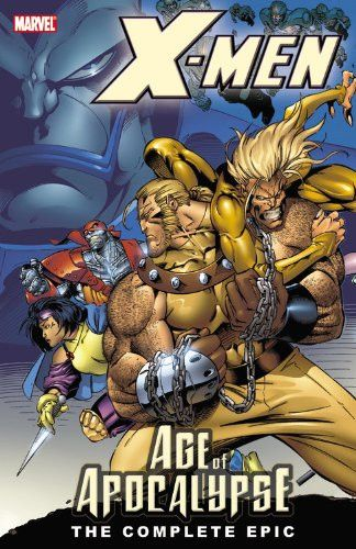 Critics and fans alike agree that the greatest X-Men series is Age Of Apocalypse which is why it will be the sequel to the blockbuster movie Days Of Future Past. This is the first of four volumes to c