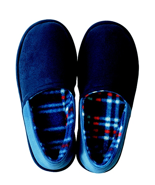 "Men's fashion slippers - Edgars Father's Day - So I live in ""warm"" Durban. I still get cold :)"