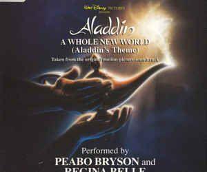Peabo Bryson And Regina Belle - A Whole New World (Aladdin's Theme) (CD) at Discogs