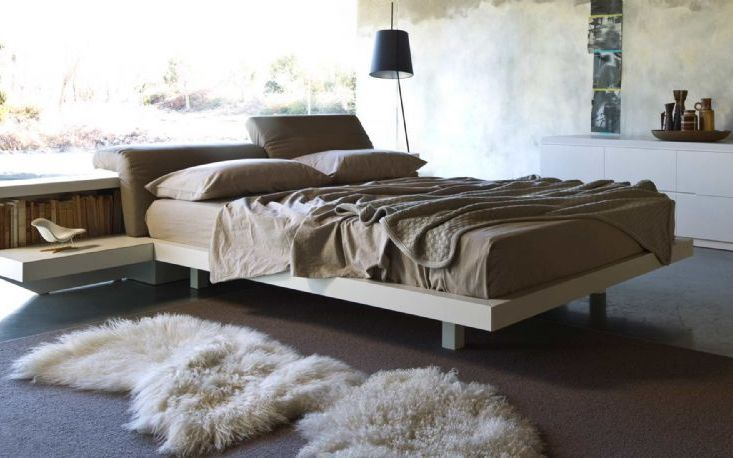 Morfeo di zanette letto dormitorios for Zanette letti