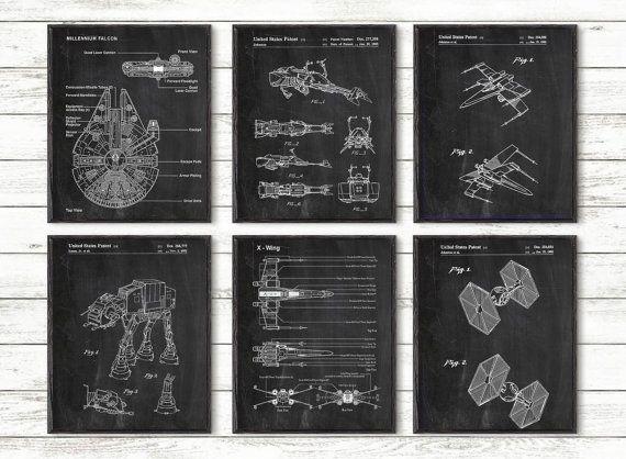 Die besten 25 star wars wandkunst ideen auf pinterest for Minimal art merkmale