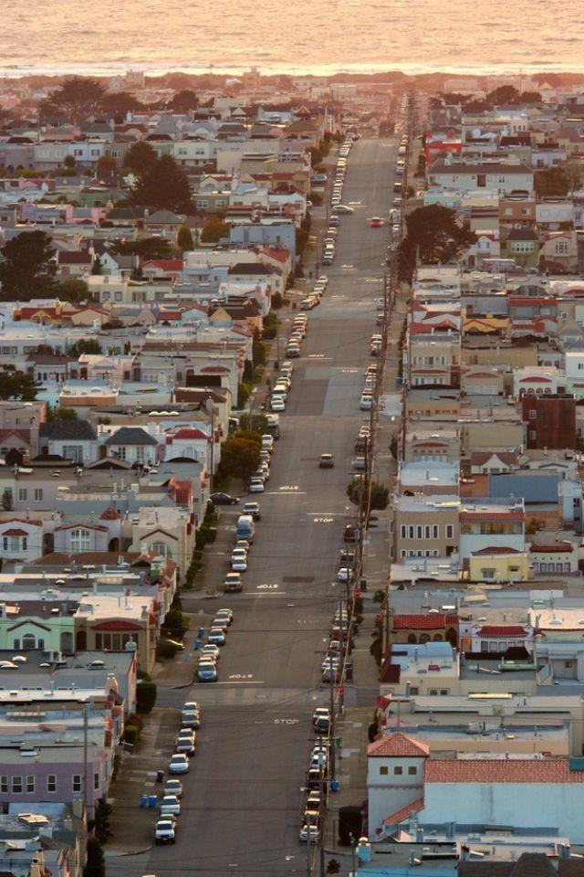 Venice Beach - urban scene separate from LA