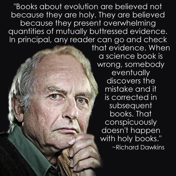 Atheists, will you please post your scientific credentials?