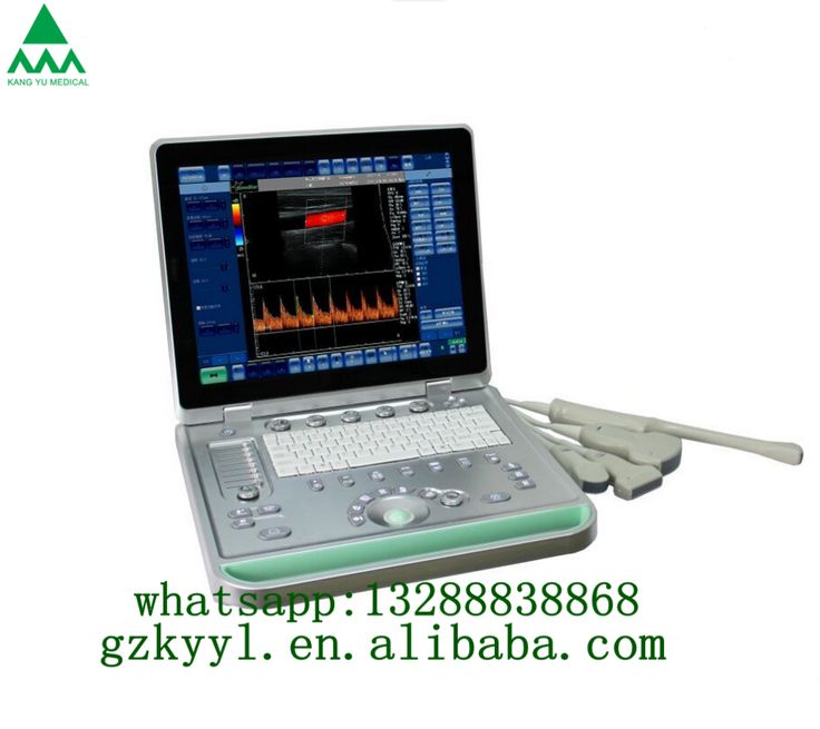 C2 SystemUltrasound Doppler Color Portátil de Ultrasonido Doppler Color Portátil