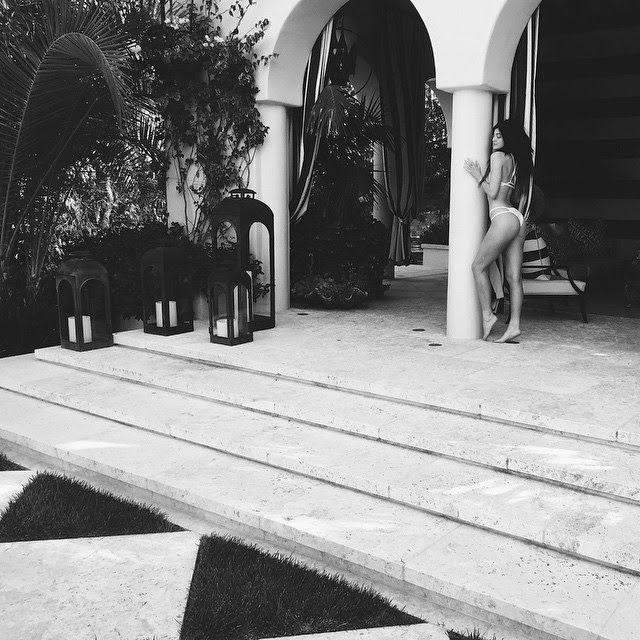 """Blog de la Tele: Kylie Jenner super sexy en vídeo """"Blue Ocean"""" de Jaden Smith"""