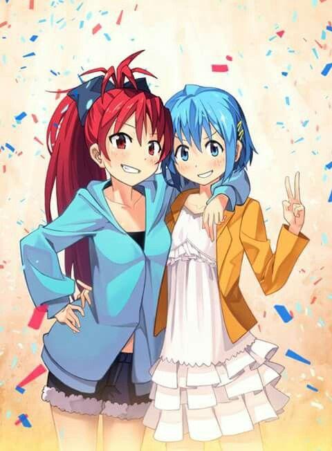 Kyoko & Sayaka