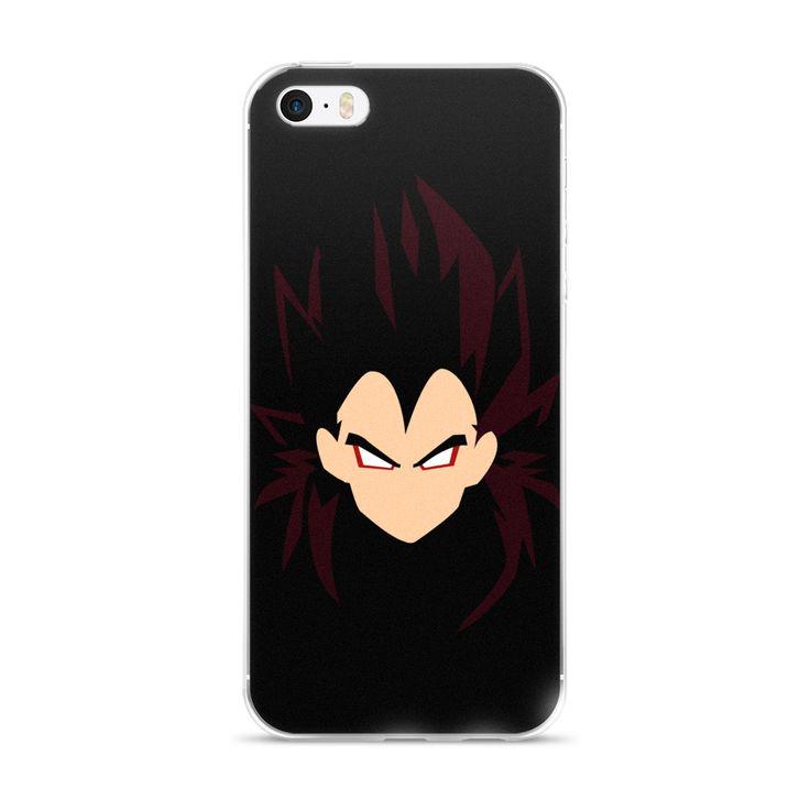 Dragon Ball GT Vegeta SSJ 4 iPhone 5/5s/Se, 6/6s, 6/6s Plus Case