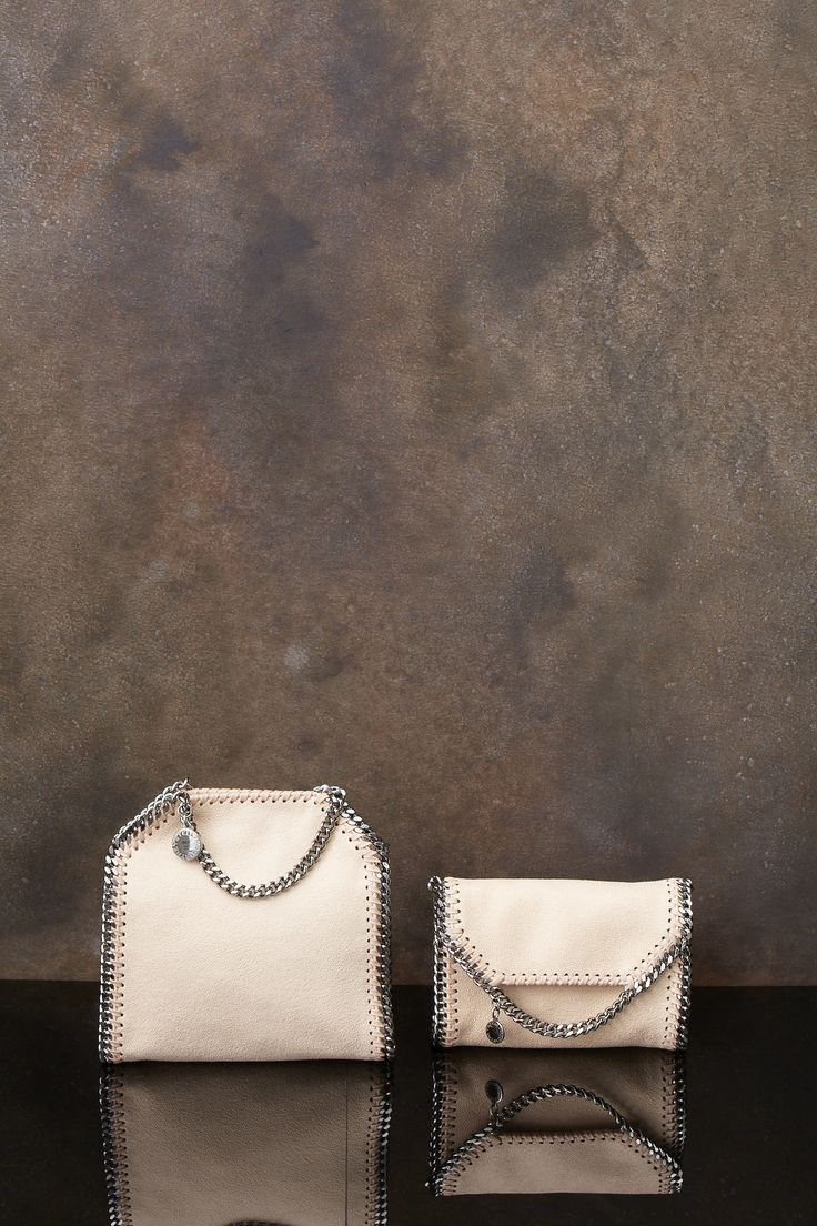 New-season styles of our iconic #Falabella bag standout for an #Autumn15 accessories update.
