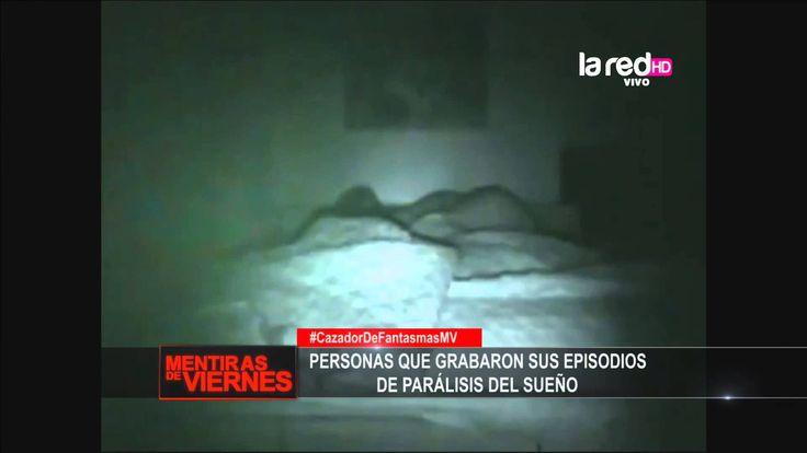 La parálisis del sueño: Cuando despiertas en la noche y el cuerpo no res...