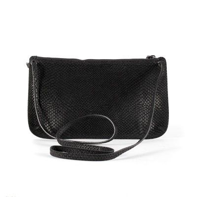 Yvonne Koné large purse - slange / limited edition