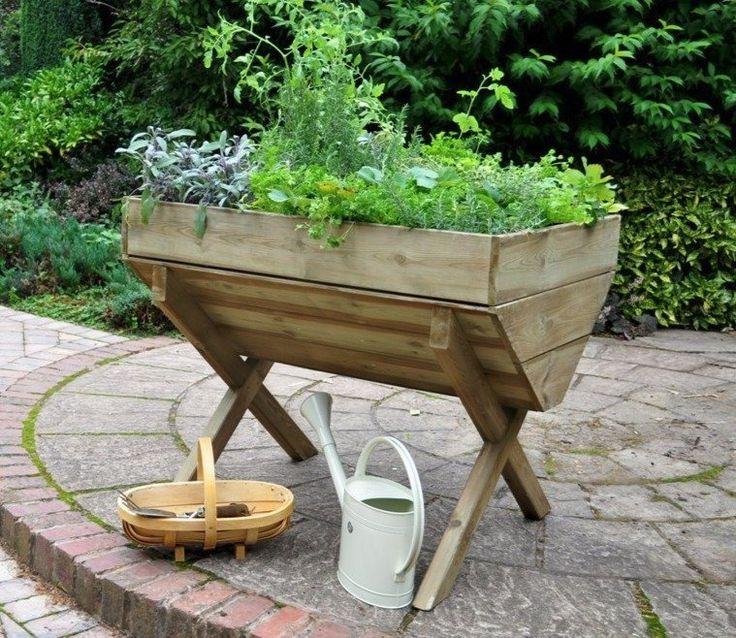 Good Forest Kitchen Garden Trough