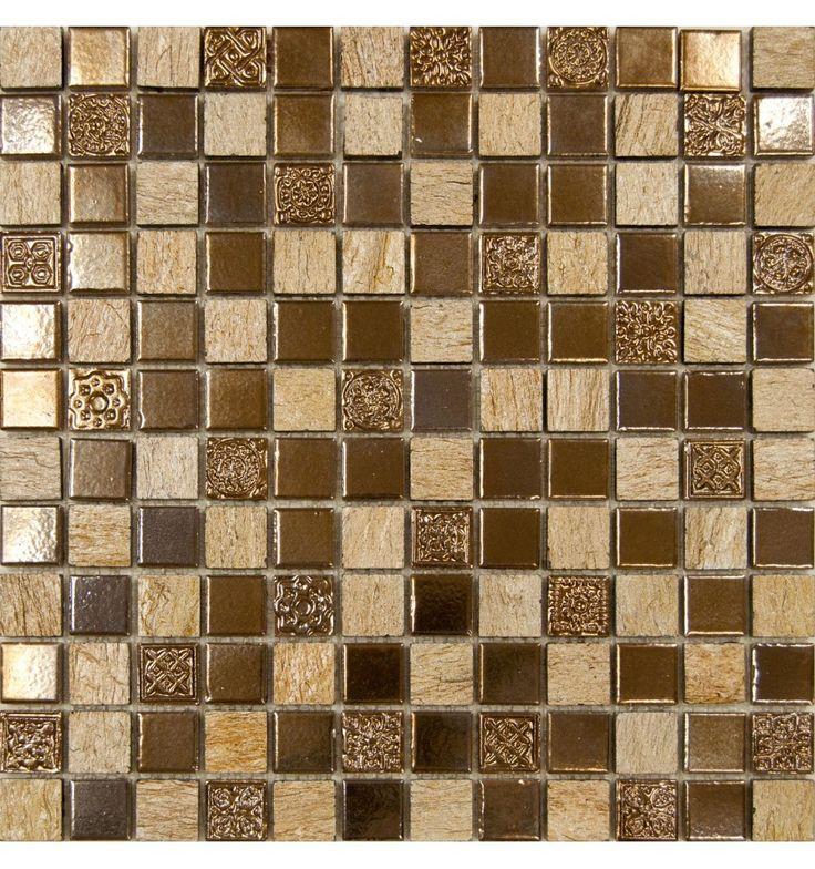 Mosaik - Kakelmonster | Mosaik Vignola 30x30