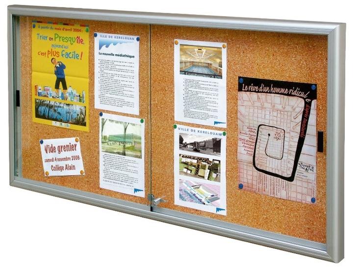 Gablota informacyjna http://e-tablice.com