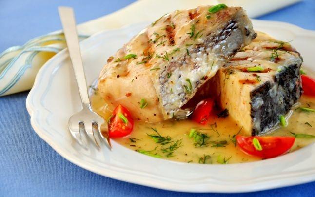 Cea mai bună mâncare de peşte: saramură pentru Buna Vestire