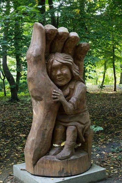 Park miłości w Lubniewicach Lubniewice