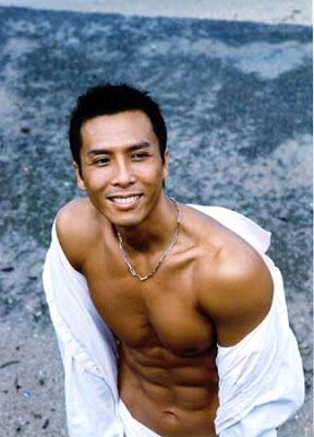 Social environment: due to cultural background, those of Asian ethnicity may aspire to become like Donnie Yen.  Individual: those who are ABA are more likely to be motivated due to cultural background as he is the most relatable to ABA.