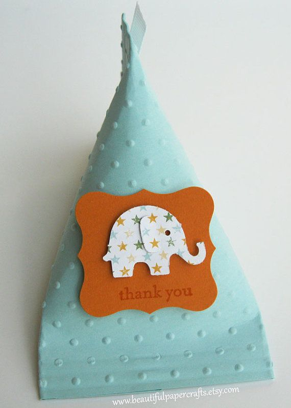 Elephant Baby Shower Favors - Birthday Party Favors Set of 12 on Etsy, $18.00
