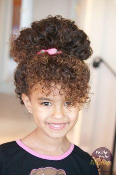 Sensational 1000 Ideas About Biracial Hair Styles On Pinterest Biracial Hairstyle Inspiration Daily Dogsangcom