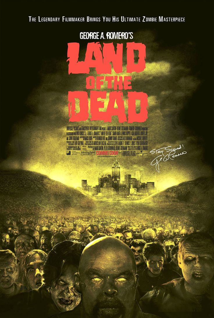 Land of the Dead 2005 Movie Review