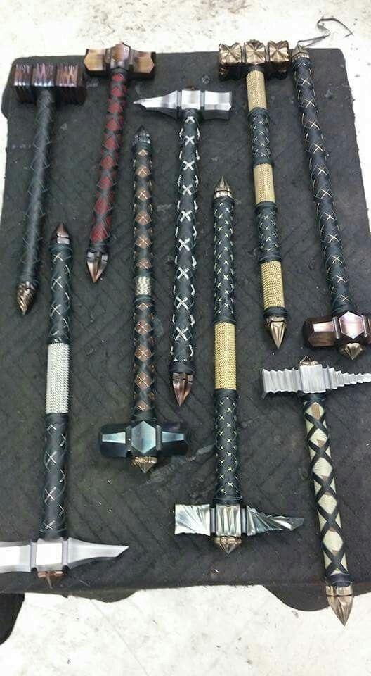 Warhammers