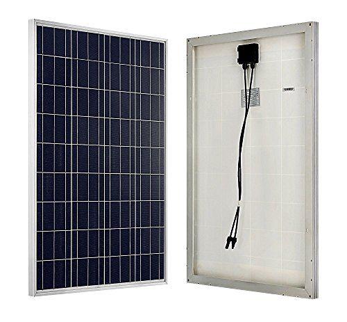 100w 12v module solaire panneau solaire