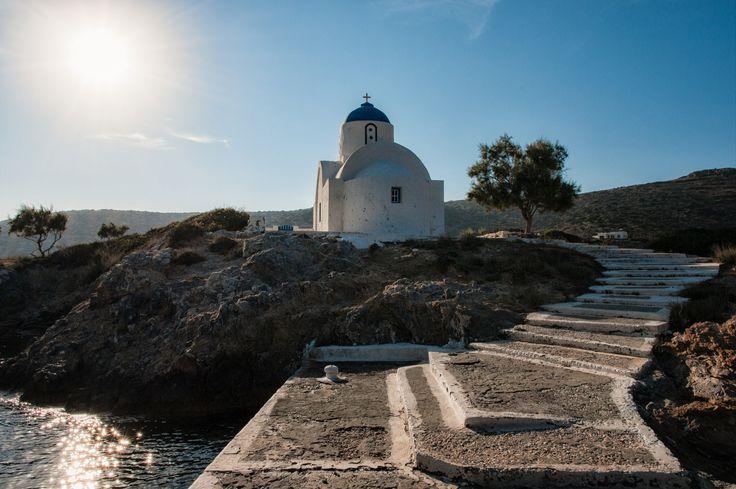 Katapola, Amorgos Source: https://www.flickr.com/photos/bandytam/19755870545/