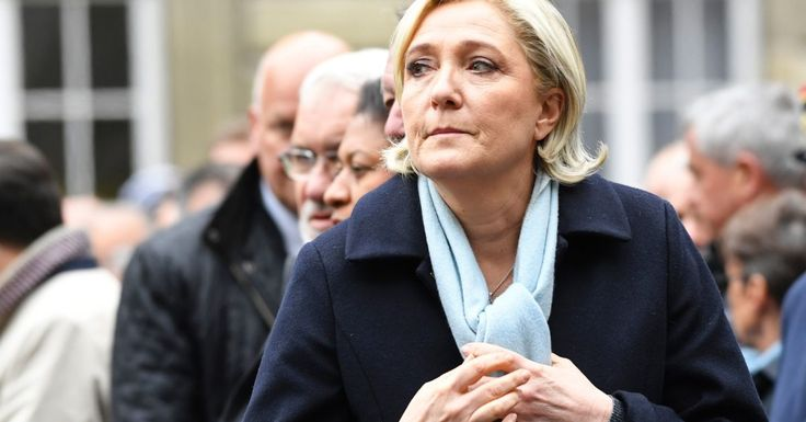 National Front's biggest challenges: Macron and itself
