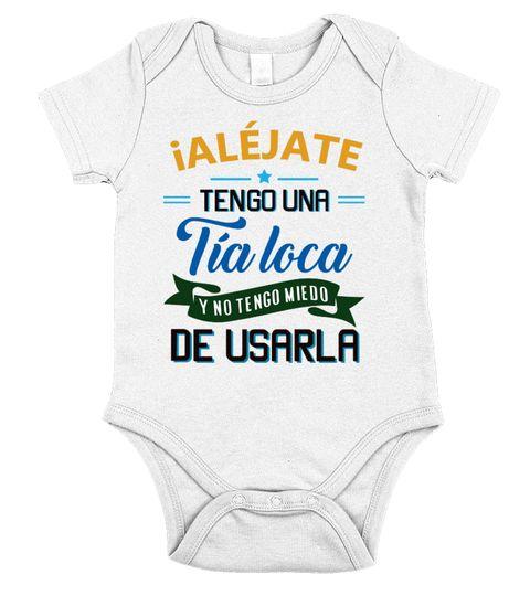 """# TÍA LOCA - Más diseños - desplácese hacia abajo .  ¡Oferta especial y limitada! No disponible en tiendasPara nino >>https://www.teezily.com/88-tia""""Soy la Tía loca"""", """"De él"""" >>https://www.teezily.com/13-tia-loca""""Soy la Tía loca"""", """"De ella"""" >>https://www.teezily.com/66-sp-tia-loca""""Soy el Tío loco"""", """"De él"""" >>https://www.teezily.com/sp-tio-deel""""Soy el Tío loco"""", """"De ella"""" >>https://www.teezily.com/13-sp-tio-locoDiferentes productos y colores disponibles¡Compre el suyo antes de que…"""