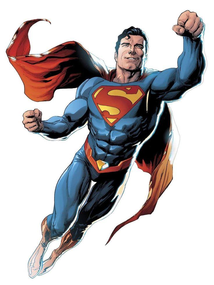 Супергерой в картинках