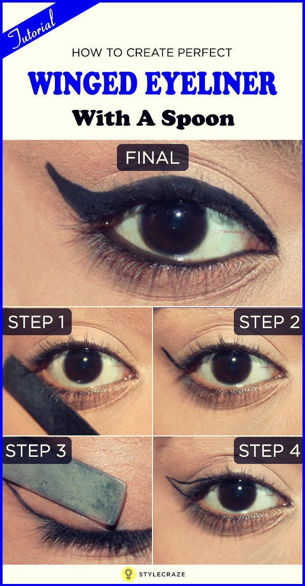 1000+ ideas about How To Winged Eyeliner on Pinterest ...
