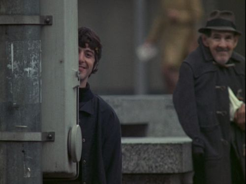 panic in needle park - Google Search