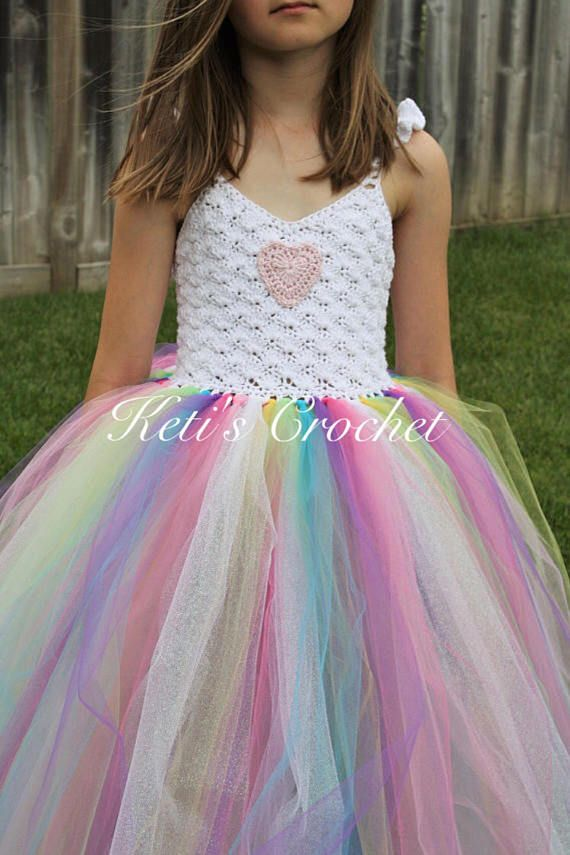 how to make a tutu with crochet ribbon