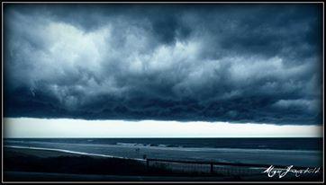 Storm Surfers paradise Qld