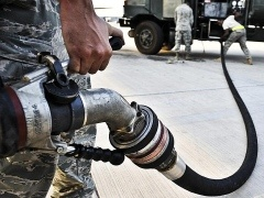 Air Force tells pilots to slow down to save fuel.The Air Force has asked its pilots to take measures -- including flying higher and slower -- in an effort to save on fuel costs in fiscal year 2012. The rise in oil prices has added 1 billion dollars to the cost of fueling the Air Force fleet, officials say.