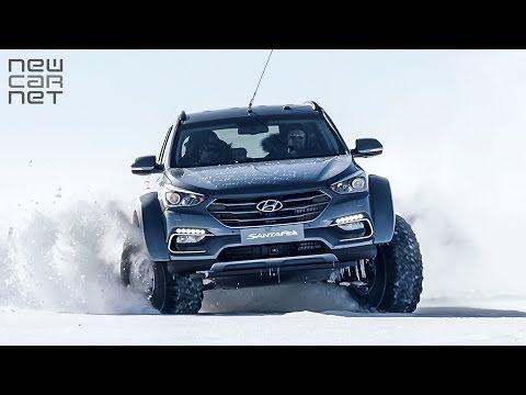 #VIDEO: #Hyundai Santa Fe makes history in #Antarctica #SantaFe
