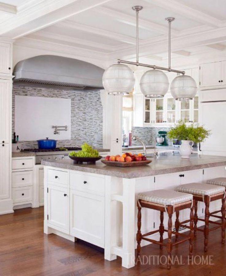 Mejores 1110 imágenes de Kitchens en Pinterest | Arquitetura ...