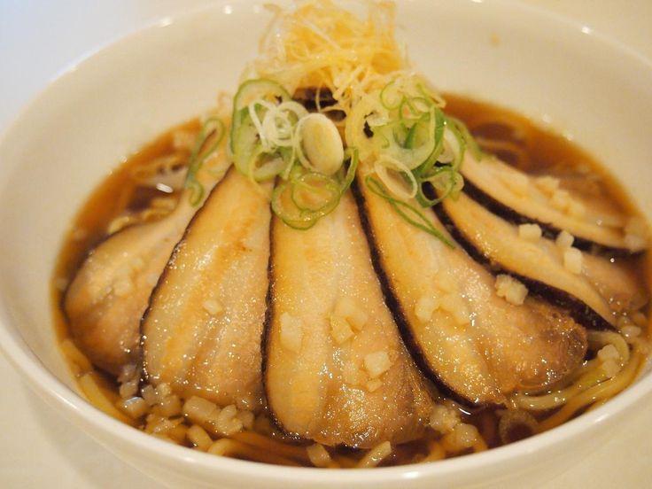 チャーシュー麺 ¥390 アレルギー:乳、小麦、そば、卵