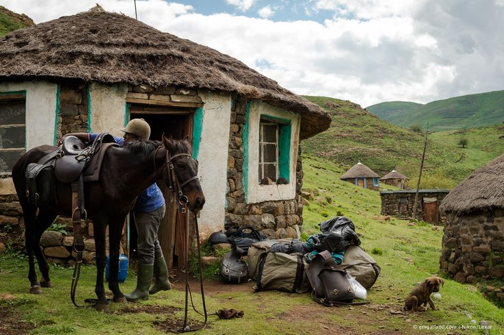 Did you know Semonkong Lodge works together with the local community, hiring horses, guides & huts for our pony treks? Find out more: www.semonkonglodge.com