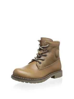 66% OFF Romagnoli Kid's Casual Boot (Beige/Taupe)