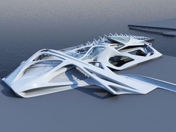 Tandanor Performing Arts Center / Monad Studio - eVolo | Architecture Magazine