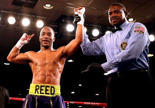 Mike Reed to take on Jose Aaron Herrera
