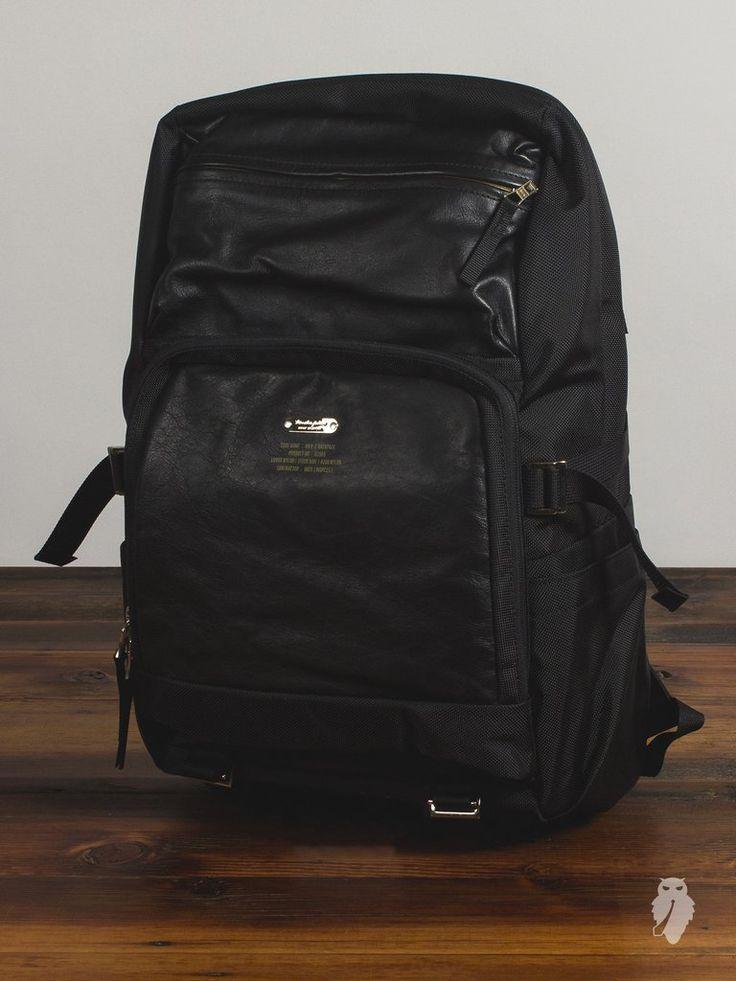 MKN-2 Cordura Backpack in Black