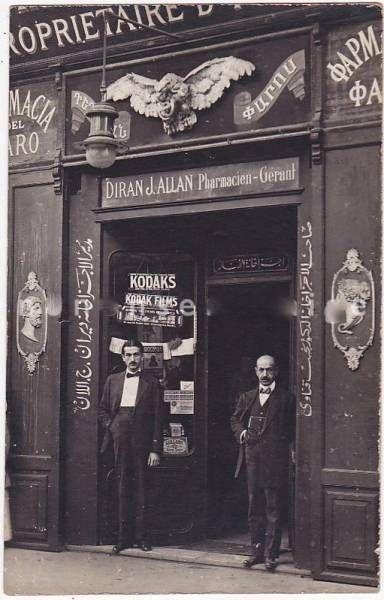 Istanbul c 1900