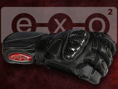 Des gants moto chauffants Exo2 pour l'hiver
