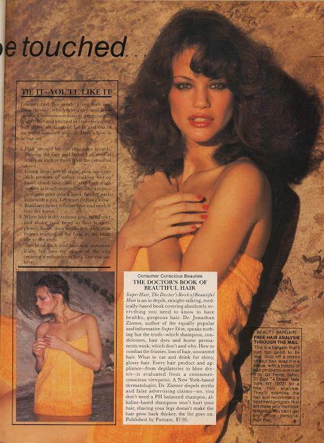 Maren Jensen in Playgirl June 1978