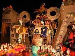 Resultado de imagen para el altar de muertos mas bonito del mundo